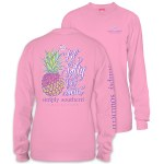 Simply Southern Salty Youth Long Sleeve T-Shirt YM