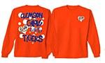 Clemson Girls Love Their Tigers LONG LG