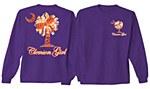 Clemson Tigers Ribbons T-Shirt SM