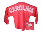 Palmetto Spirit Jersey on CORAL XS