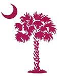 Palm Pink Vinyl Sticker