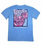 Southern Fried Cotton Curly Sue T-Shirt SMALL