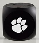 Clemson Tigers Bluetooth Speaker