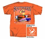 Southern Strut Fishn Lense T-Shirt MEDIUM