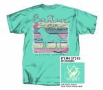 Southern Strut Dog N Board T-Shirt SMALL