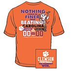 "Clemson Tigers ""Nothin Finer"" 2015 Score Shirt YM"