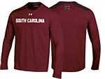 South Carolina Gamecocks 2014 Sideline Long Sleeve Tee GARNET MD