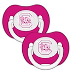 South Carolina Gamecocks Baby Pacifiers