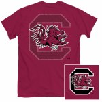 South Carolina Gamecocks Fight Song T-Shirt SMALL
