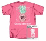 South Carolina Gamecocks Pineapple T-Shirt SMALL