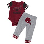 South Carolina Gamecocks Infant Boys Onesie Set 0-3