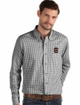 South Carolina Gamecocks Men's Full Button Down Shirts LARGE