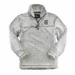 South Carolina Gamecocks Sherpa Pullover X-SMALL