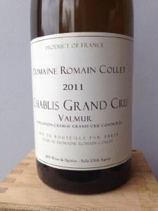 Romain Collet Chablis