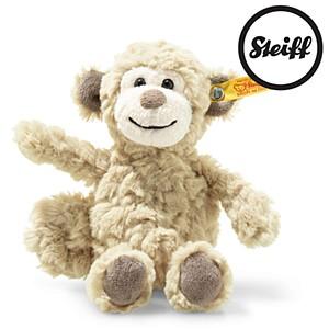 Steiff Soft Cuddly Friends Bingo Monkey Beige 16cm