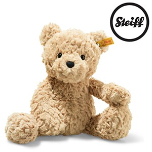 Steiff Soft Cuddly Friends Jimmy Teddy Bear Light Brown 30cm