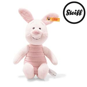 Steiff Baby Disney Piglet, with squeaker & rustling foil, 20cm
