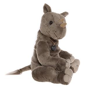 Charlie Bear VINNIE Rhino (Plush)