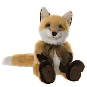 Charlie Bear FRASER - Bearhouse (Fox)