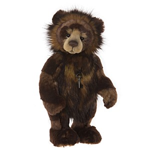 Charlie Bear GERONIMO (Standing)