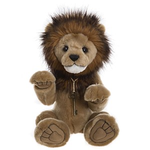 Charlie Bear GOLIATH - LE 2000 - Queen's Beasts (Lion)