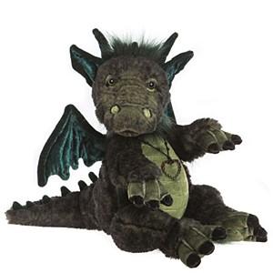 Charlie Bear GRUMBLEWEED - LE 2000 Queen's Beasts (Dragon)