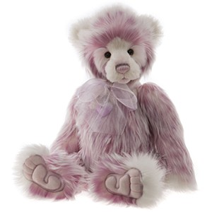 Charlie Bear JILL - LE 3000 (Plumo)
