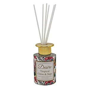 Desire Tropical Reed Diffuser - Citrus Sage