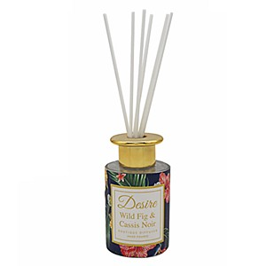Desire Tropical Reed Diffuser - Fig Cassis