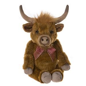 Charlie Bear PATTY - Bearhouse (Highland Cow)