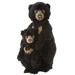 Charlie Bear TONI & MILLI - LE 1500 (XXL Bear Pair)