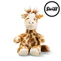 Steiff Soft Cuddly Friends Girta Giraffe 18cm