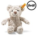 Steiff Soft Cuddly Friends Honey Teddy Bear Light Grey 16cm