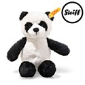 Steiff Soft Cuddly Friends Ming Panda Black/White 16cm