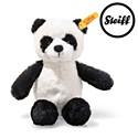 Steiff Soft Cuddly Friends Ming Panda Black/White 16cm