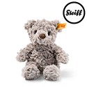Steiff Soft Cuddly Friends Honey Teddy bear, grey 18cm.