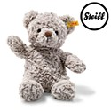 Steiff Soft Cuddly Friends Honey Teddy bear, grey 28cm.