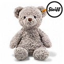 Steiff Soft Cuddly Friends Honey Teddy bear, grey 38cm.