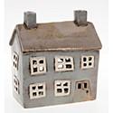 Village Pottery Grey House Tealight
