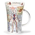 Dunoon Bodyworks Glencoe Shape Mug (500ml)