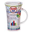 Dunoon Maths Made Easy Glencoe Shape Mug (500ml)