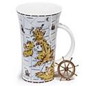 Dunoon Shipping Forecast Glencoe Shape Mug (500ml)