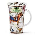 Dunoon World Of The Horse Glencoe Shape Mug (500ml)