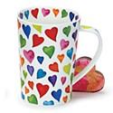Dunoon Warm Hearts Warm Hearts Argyll Shape Mug (500ml)