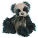Charlie Bear ALYSSA (Panda Wobbler)
