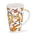 Dunoon Happy Hares Henley Shape Mug (600ml)