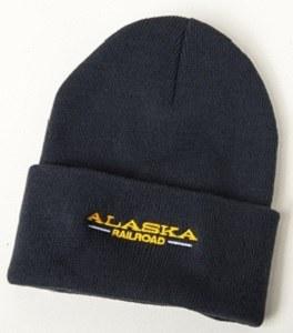 Hat/Knit/Navy/Brand