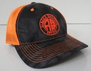 Hat/Adult/Kryptek/Black/Orange