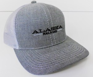 Hat/Heather Grey/Trucker/Brand