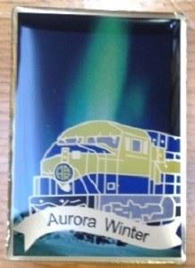 Pin/Aurora/Winter Train